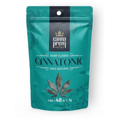 Cannaprem Hemp Flower Cannatonic 1gr - 48% CBD