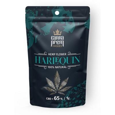 Cannaprem Hemp Flower Harlequin 1gr - 65% CBD