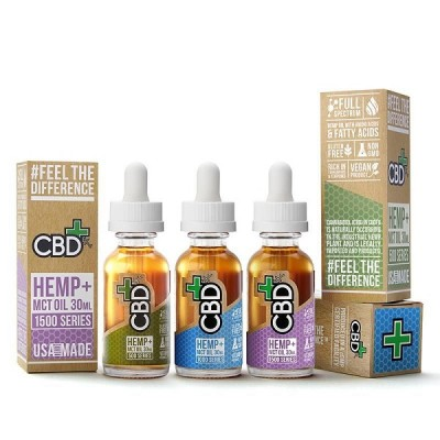 CBDfx Mct Oil (Cannabidiol) 30ml 500mg