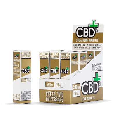 CBDfx Hemp Additive 10ml 300mg