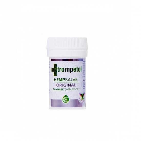 Trompetol Hemp Salve Original - 30ml