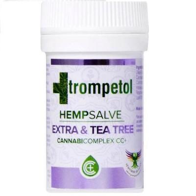 Trompetol Hemp Salve Extra & Tea Tree - 30ml