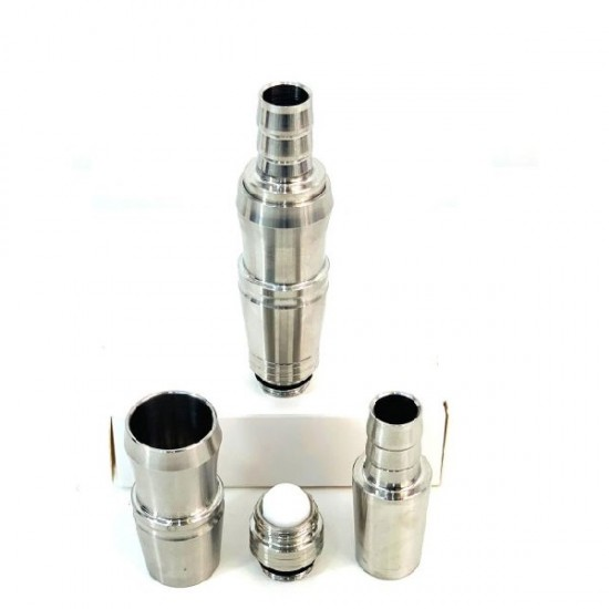 Shisha DUM Adapter Lux Complete – SS