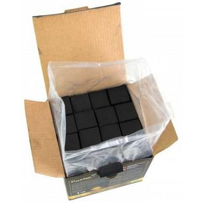 Leicha Coco Gold Κάρβουνο 25*25*25mm 1kg