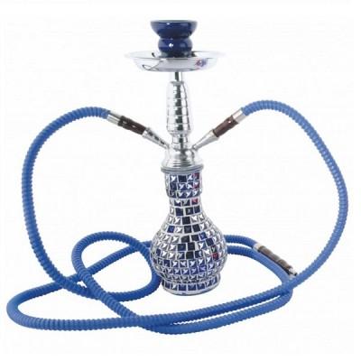 Champ Al Malik Hookah Khouribga Blue