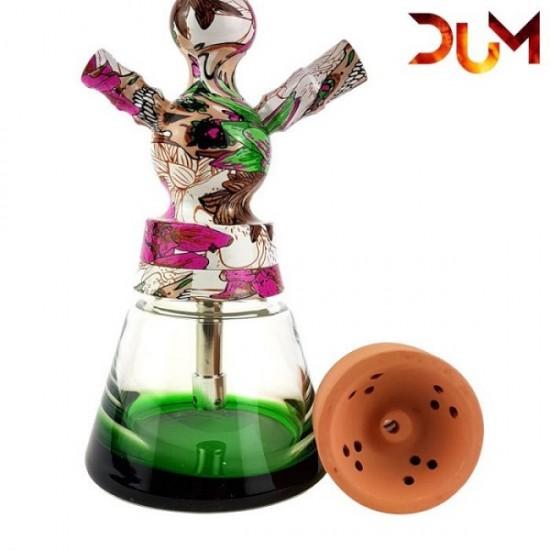 Shisha Dum Gringo 1 Green -44cm