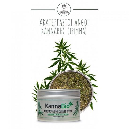 Tea - Cannabis Sativa L. (Grated)