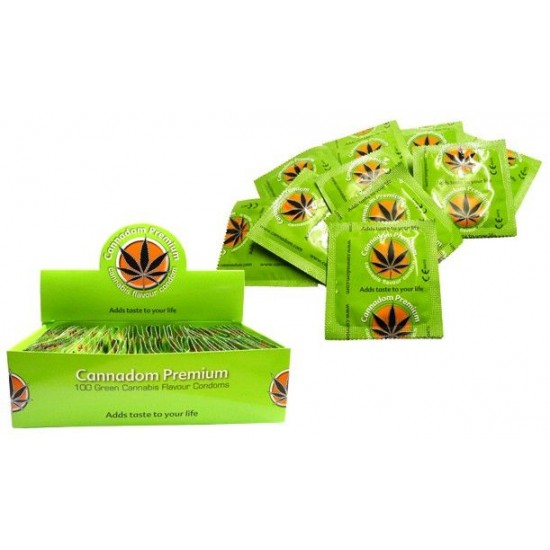 Plant Of Life - Cannabis Condom