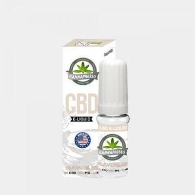 Cannapresso E-Liquid Tobacco CBD 3% 300mg 10mll